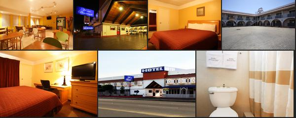 The best 9 Breathtaking budget hotels near to Calexico California