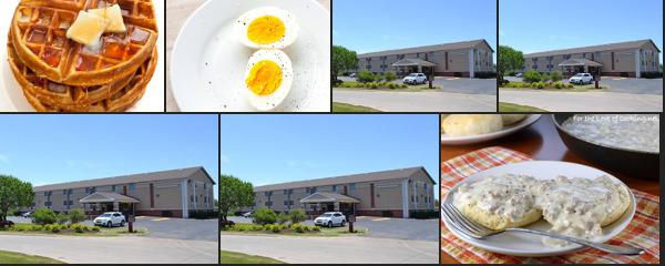 Countryside Inn & Suites, Council Bluffs, IA