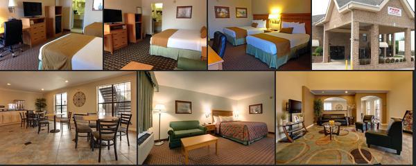 Americas Best Value Inn & Suites DeSoto/South Dallas