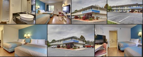 Motel 6 Des Moines North
