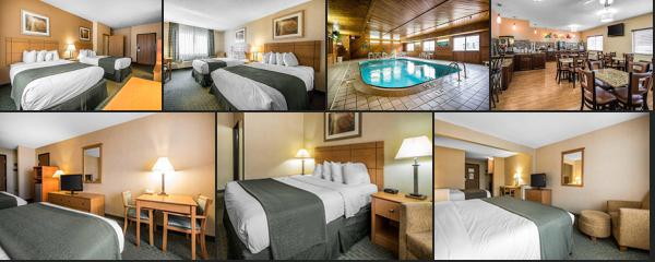 Top rated 9 Deluxe budget hotels near to Dubuque Iowa