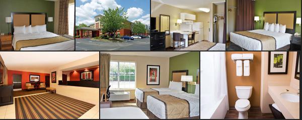Extended Stay America Hotel Memphis - Poplar Avenue