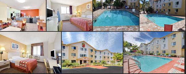 Best 9 Impressive budget hotels near to Largo Florida