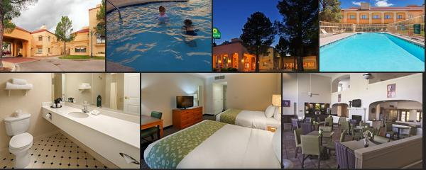 Top 10 Amazing budget hotels near to Las Cruces New Mexico