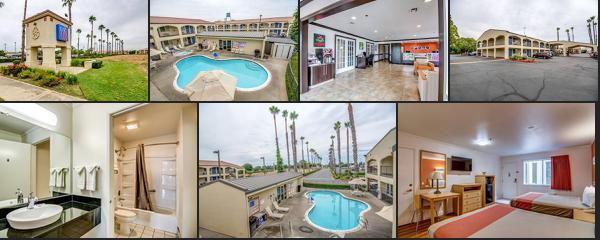 Motel 6 Lodi CA