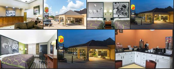 Best 10 Amazing budget hotels near to Longview Texas