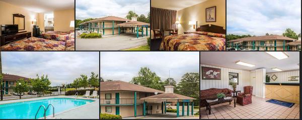 Best 10 Striking budget hotels near to Phenix City Alabama