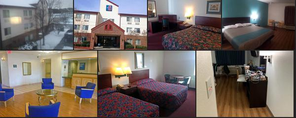 The best 10 Superb budget hotels near to Rocky Mount North Carolina