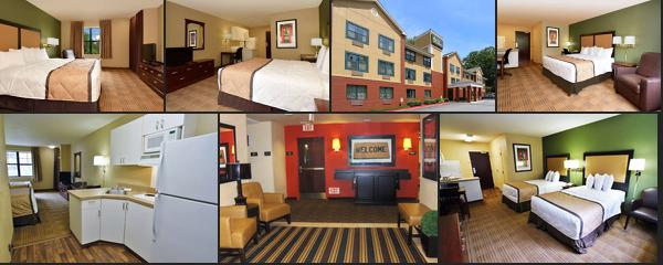 Extended Stay America Atlanta - Alpharetta - Rock Mill Rd.