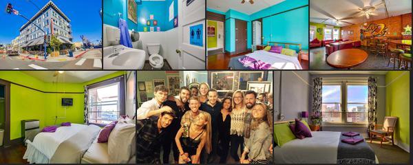 Lucky D's Hostel San Diego