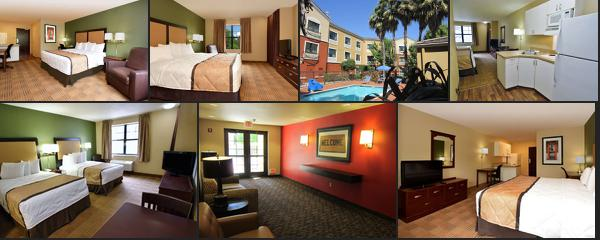 The top 10 Beautiful budget hotels near to San Ramon California
