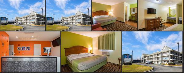 Motel 6 Savannah, GA