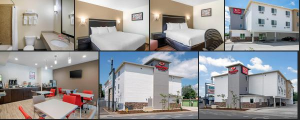 Top rated 10 Deluxe budget hotels near to Springfield Oregon
