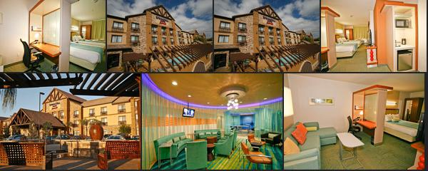 SpringHill Suites by Marriott Temecula Valley Wine Country