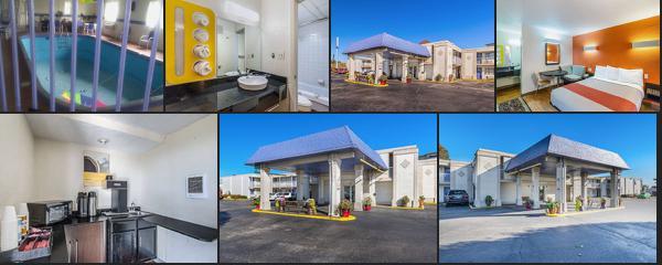Motel 6 Terre Haute IN