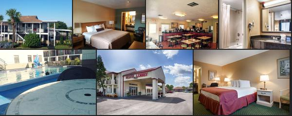 Best 6 Exceptional budget hotels near to Titusville Florida