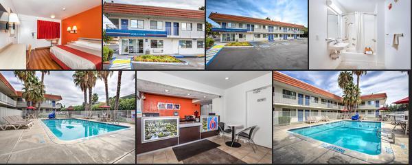Popular 10 Wonderful budget hotels near to Vacaville California