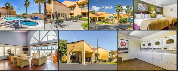Americas Best Value Inn Vacaville Napa Valley