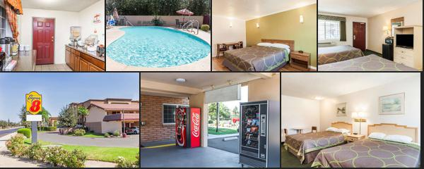 The top 9 Awesome budget hotels near to Visalia California