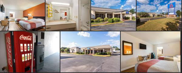 Motel 6 Warner Robins, GA