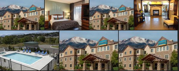 Staybridge Suites Colorado Springs North