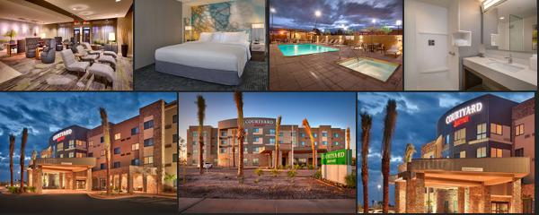 Courtyard by Marriott Phoenix Mesa Gateway Airport