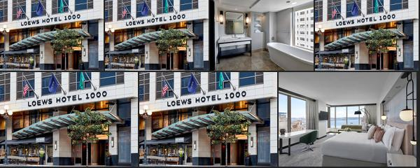 Loews Hotel 1000, Seattle