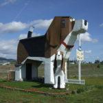 1. Dog Bark Park Inn, USA