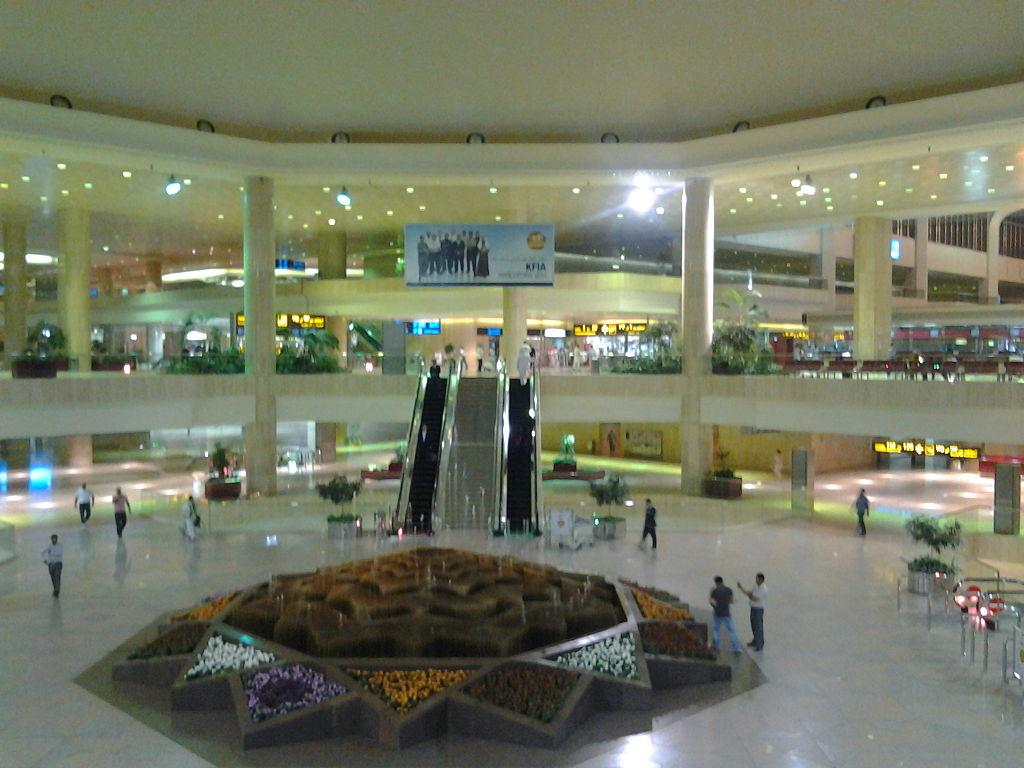 1. King Fahd International Airport, Dammam - 776 sq km