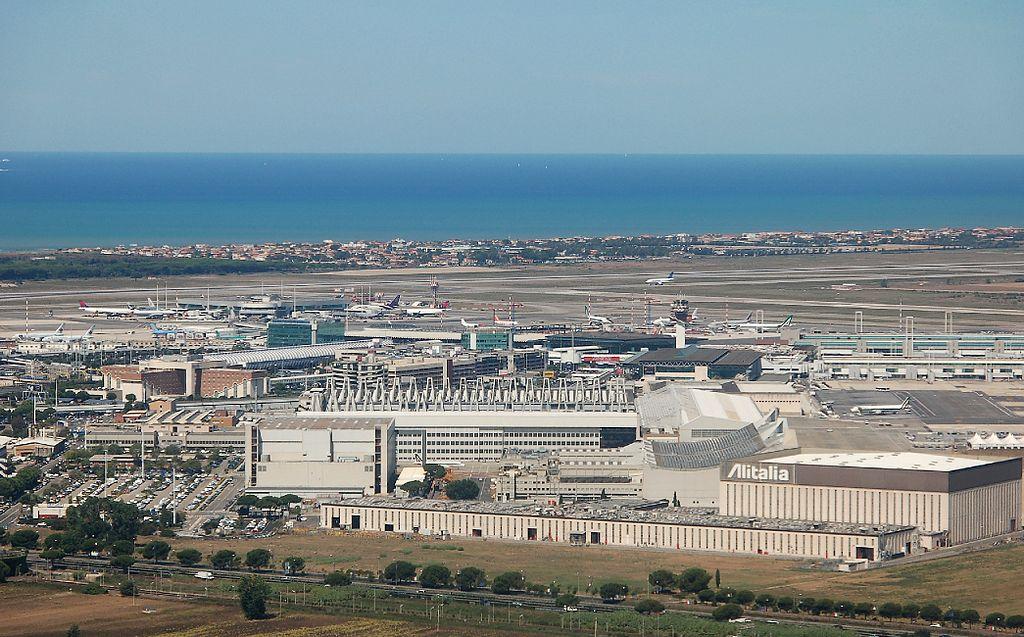 1. Leonardo da Vinci-Fiumicino Airport, Rome