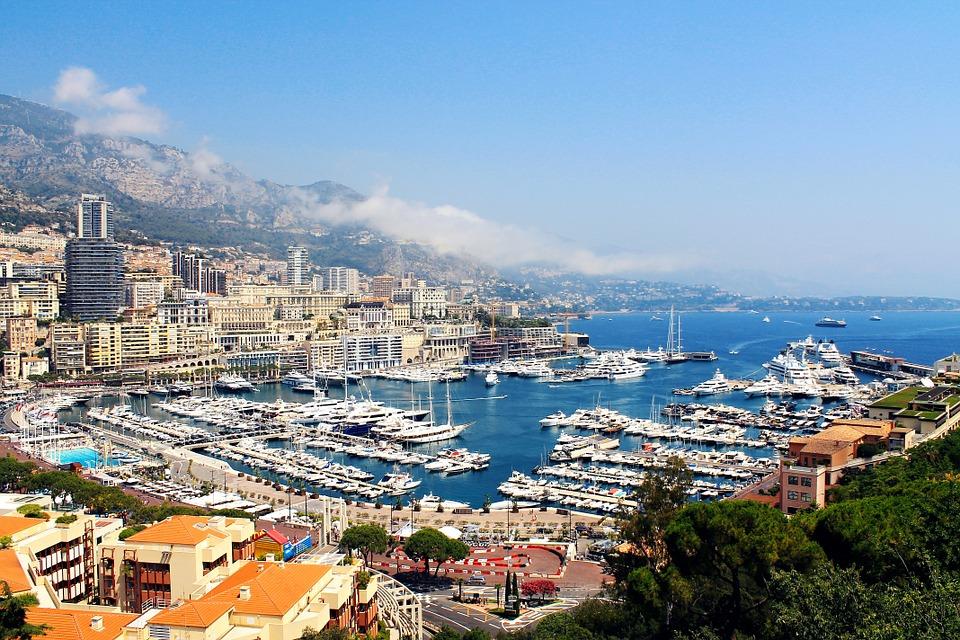 1. Monaco, 86.83