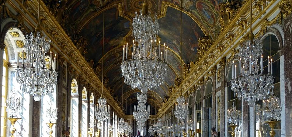 1. Palace of Versailles, Versailles (France)