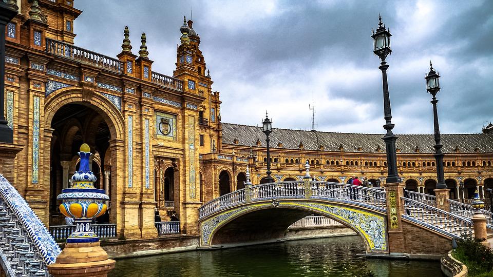 1. Seville, Spain