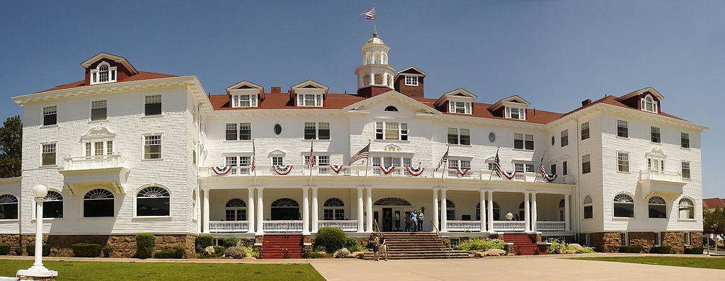 1. The Stanley - Estes Park, USA