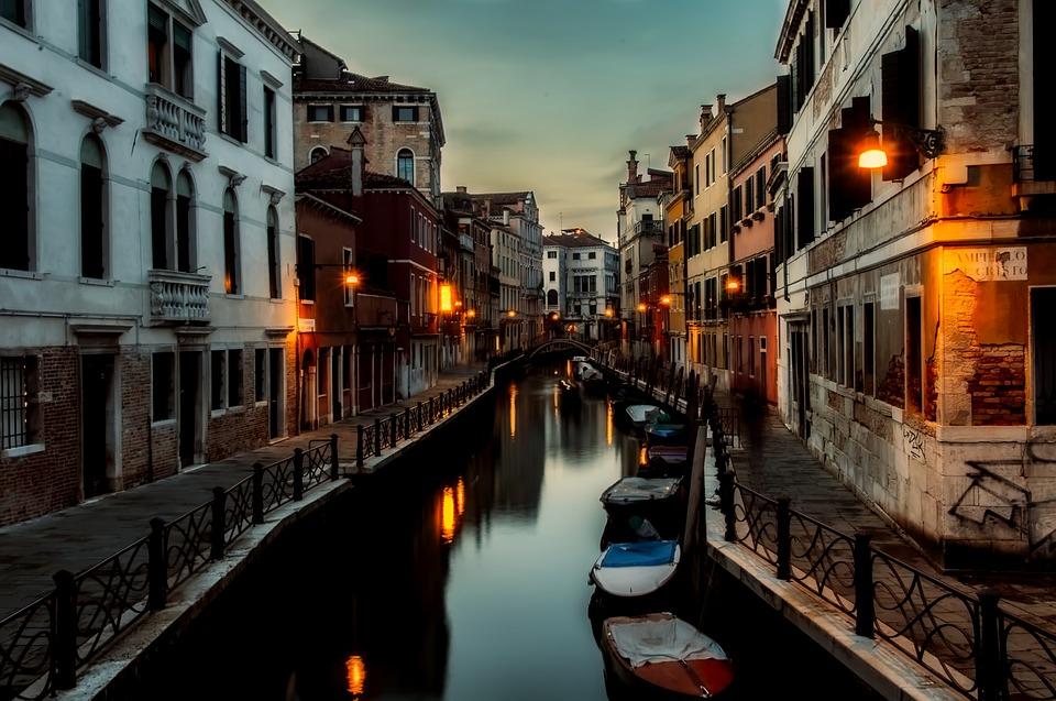 1. Venice, Italy