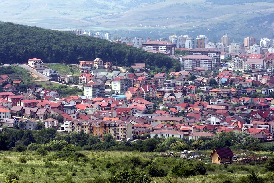 10. Romania, 58.42