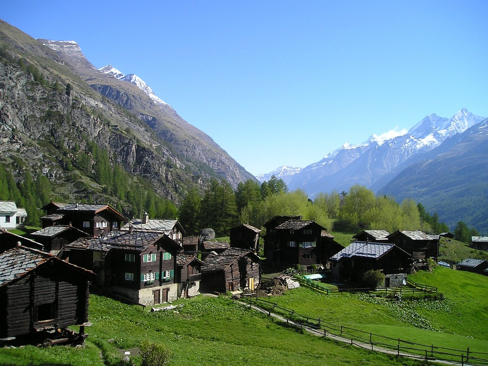 10. Zermatt, Switzerland