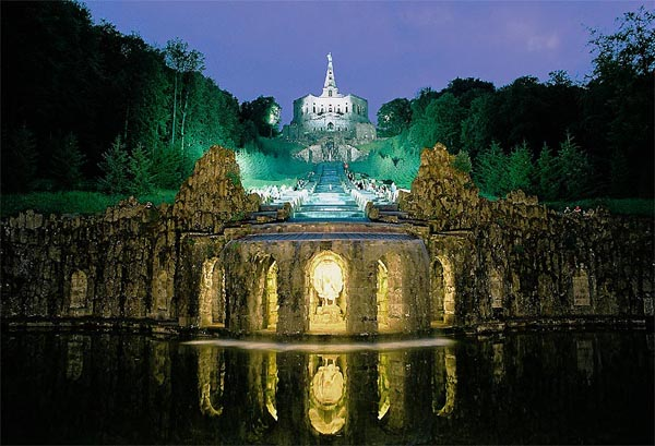 11. Cascades Of Hercules Monument - Kassel, Germany