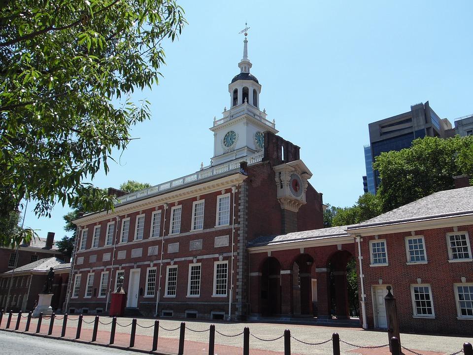 11. Independence National Historic Park - Philadelphia, USA