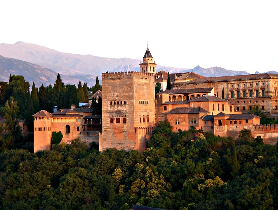 12. Alhambra, Granada (Spain)