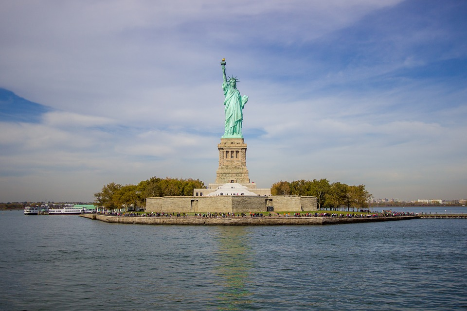 12. Monument of the Statue of Liberty - New York, USA