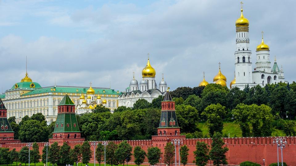 14. Kremlin, Moscow (Russia)