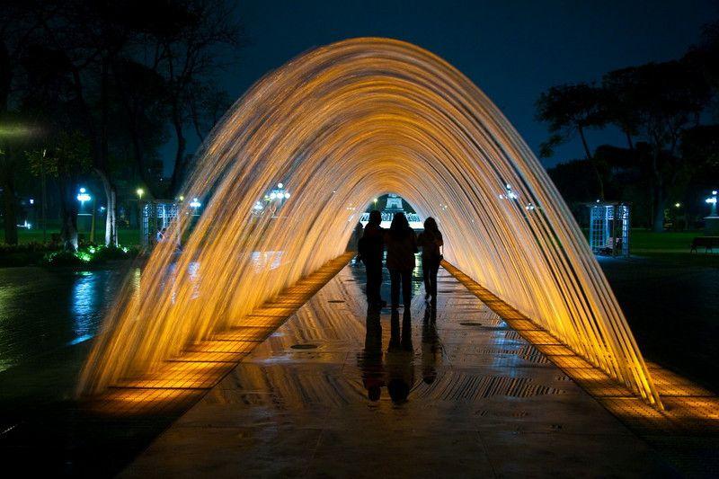14. Tunnel of Surprises – Lima, Peru
