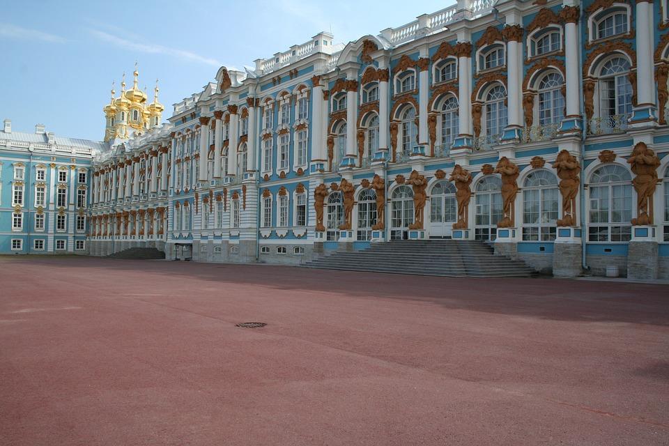 15. Tsarskoye Selo Museum-Residence - Saint Petersburg, Russia
