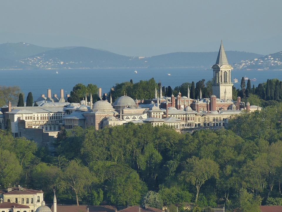18. Topkapi Palace, Istanbul (Turkey)