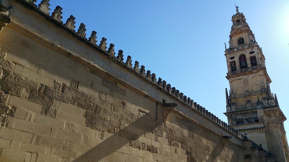 19. Great Mosque of Cordoba, Cordoba (Spain)