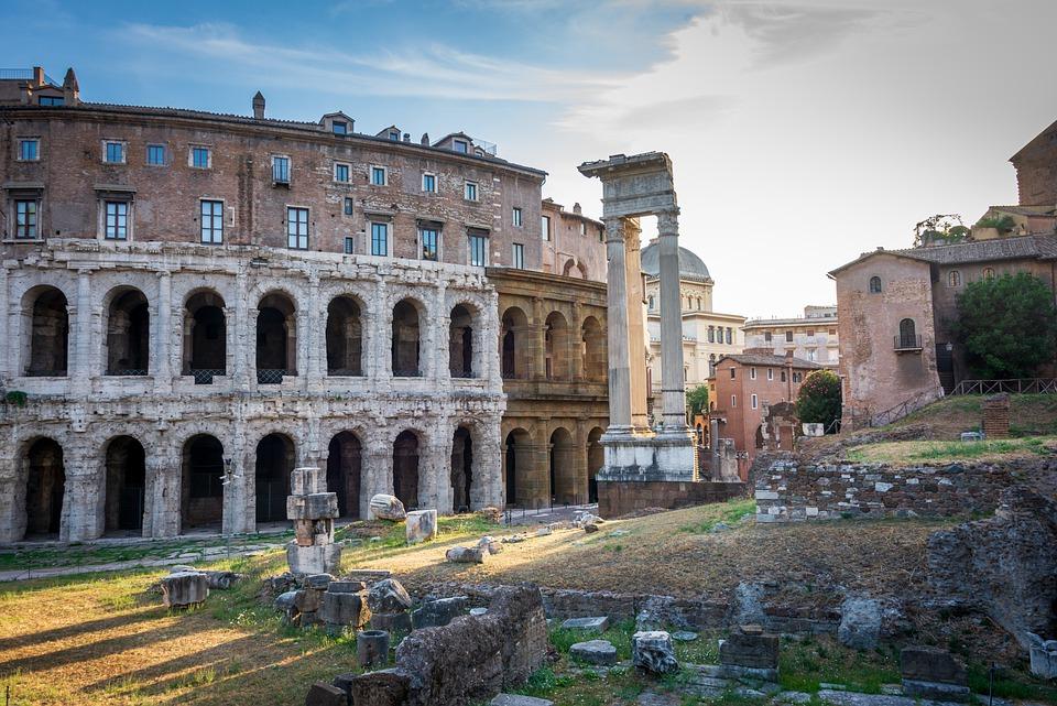 2. Colosseum, Rome (Italy)