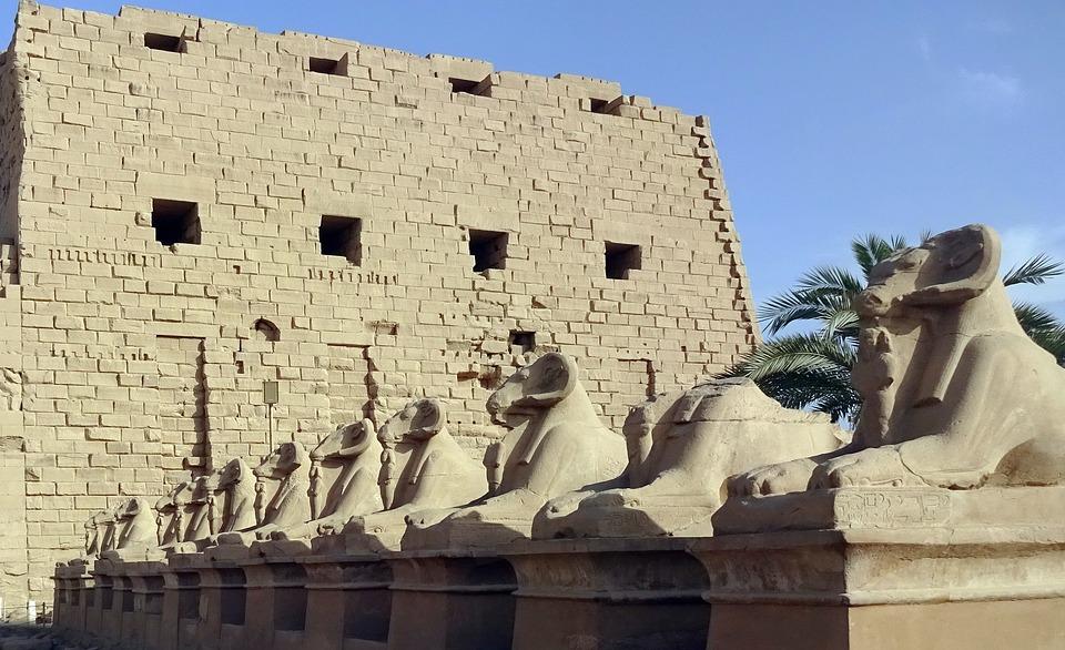 2. Karnak, Luxor (Egypt)