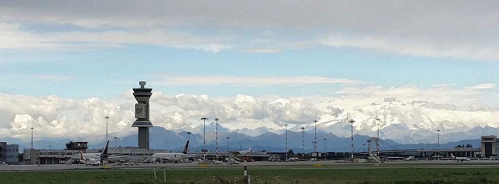 2. Milan Malpensa Airport, Milan