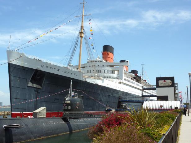 2. Queen Mary - California, USA